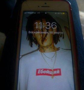 iPhone 5s 16gb + iPod