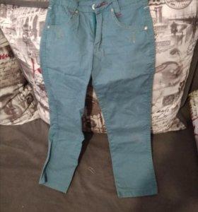 Лёгкие детские джинсы (брючки)