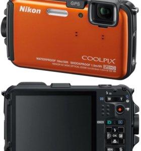 Фотокамера Nikon Coolpix AW100