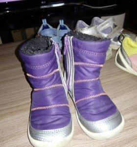 Ботинки/полусапожки  Ессо