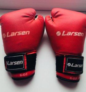 Боксёрские перчатки (детские)