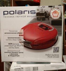 Робот пылесос (новый)