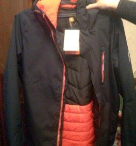 Куртка мужская зимняя 52-54 размер
