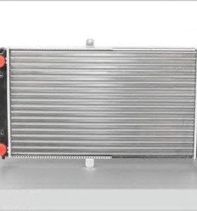Радиатор охлаждения Fenox ВАЗ Лада 2110,2111,2112