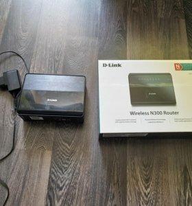 Продаю роутер D-link DIR-615