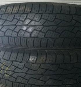 225/70r16 Bridgestone 2шт