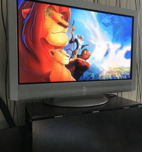 Огромный телевизор SONY 42 дюйма КАК НОВЫЙ