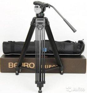 Профессиональный видео штатив Benro KH-25