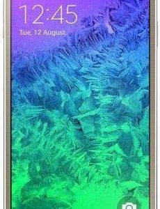 Смартфон Samsung SM- G850F 32GB золотой.