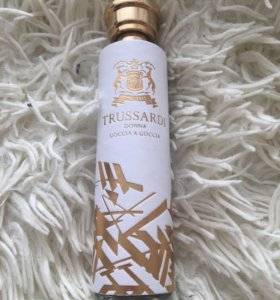 Trussardi новые парфюм