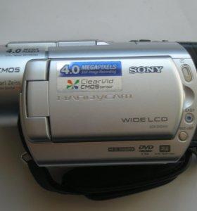 Видеокамера SONY DCR-DVD 408E