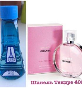 Парфюм Шанель тендре розовые