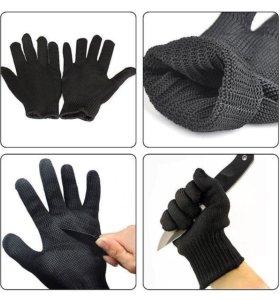 Кевларовые перчатки(защита от порезов)