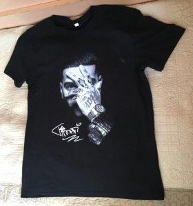 Лимитированная футболка Black Star Wear