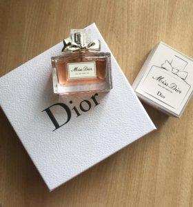 Miss Dior Eau de parfum 50 ml