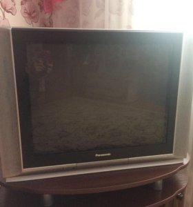 Телевизор б/у цветной в рабочем состоянии
