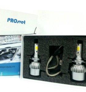 Led лампы PROsvet C7