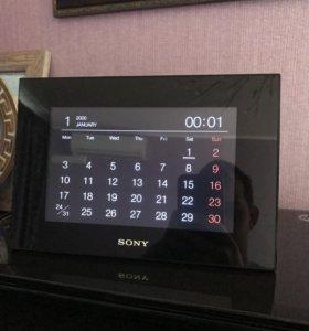 Фотопринтер-рамка Sony DPP-F800
