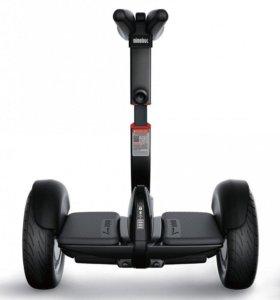 Крутой Мини-сигвей Mini robot PRO, черный