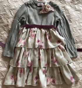 Monnalisa 5 a платье