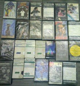 Видеокассеты VHS Госкино СССР