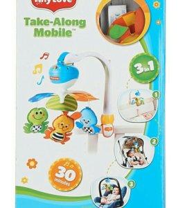 Малый универсальный мобиль для вашего малыша