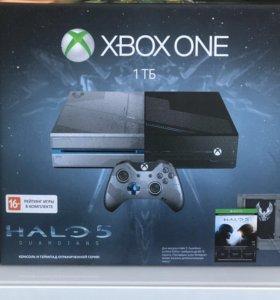 Продам XBOX ONE 1TB в отличном состоянии!