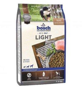 Сухой корм Bosch Light для собак