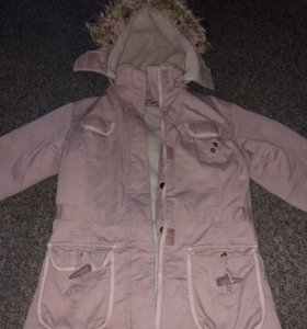 Куртка на девочку на подкладке . Ф
