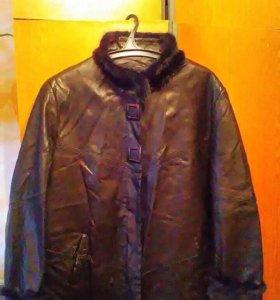 Куртка женская размер 58-60