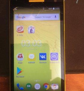 Телефон explay fresh
