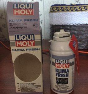 Освежитель кондиционера LIQUI MOLY