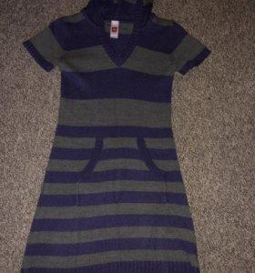 Платье на девочку . 12 лет