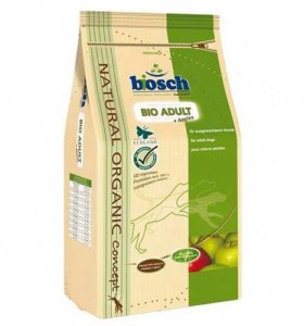 Сухой корм Bosch Bio Adult Apples для собак