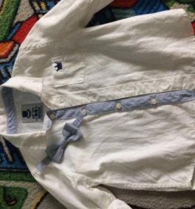 Рубашка 1,5-2,5 года