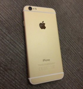 iPhone 6 Gold ( 64 GB )
