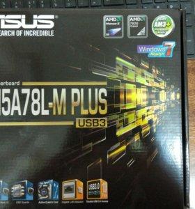 Материнская плата ASUS M5A78L-M/USB3