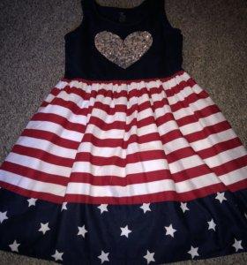 Платье . Привозила   Из США .