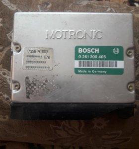 Блок управления двигателем bmv 0261200405