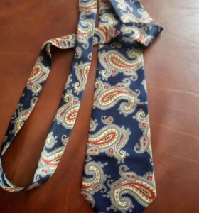 Мужской галстуки