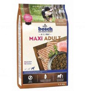 Сухой корм Bosch Adult Maxi для собак