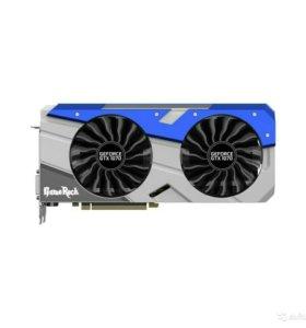 Видеокарта Palit GeForce GTX 1070 GameRokk