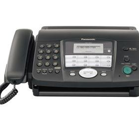 Телефон-факс Panasonic KX-FT904