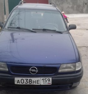 Opel Astra, 1996