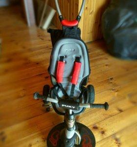 Трехколесный велосипед Puky CAT S6 Ceety bronze