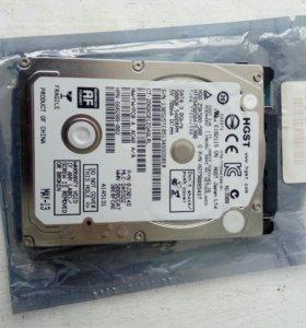 Жесткий диск для ноутбука 2,5 SATA 500гигабайт