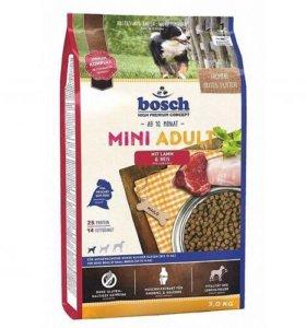 Сухой корм Bosch Mini Adult для собак Ягнёнок