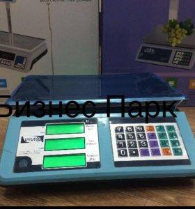 Весы торговые настольные электронные в Энгельсе