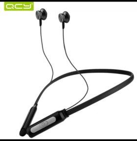 Наушники Bluetooth QCY Беспроводные Новые