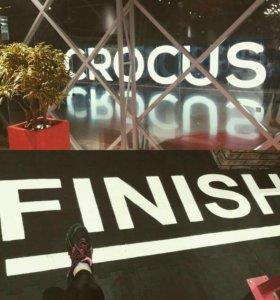 Карту в Crocuss Fitness в Мякинено на 7 месяцев